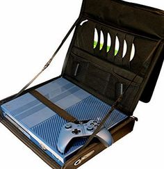 A2 UKR XBOX ONE Travel Bag