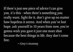 Quotes Greys Anatomy Life Lessons Wisdom Truths 18 Ideas For 2019 #quotes