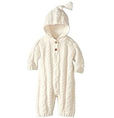cable knit baby | Baby Clothes | Unisex Baby Clothes | Hanna Andersson Rompers
