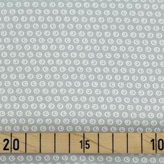 Bio-Stoffe - Biojersey Kuller - grau - ein Designerstück von DerStoffonkel bei DaWanda