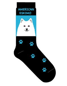 Share Tweet Pin Mail These cushioned dog socks have superb construction and quality. Each pair of socks features your favorite dog breed within a ...