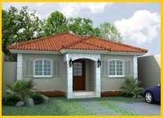 Tiny house plans small house design shd 2012001 for Casas sencillas pero bonitas