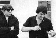 Jack Nitzsche and Sonny Bono