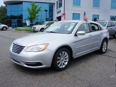2012 Chrysler 200, 33K, $14,650