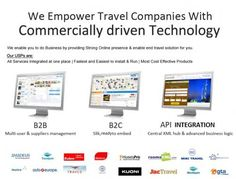 Axis Softech - Larger Than Life for Travel Company