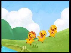 《巧連智》寶寶版.唱遊(一)小鴨子 - YouTube