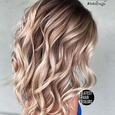 20 Best Hair Colors for 2020 - Blonde Hair Color Trends - Latest Hair Colors hair trends 20 Best Hair Colors for 2020 - Blonde Hair Color Trends - Latest Hair Colors Long Face Hairstyles, Spring Hairstyles, Medium Blonde Hairstyles, Braided Hairstyles, Hair Color And Cut, Cool Hair Color, Hair Color For Spring, Cute Hair Colors, Hair Colour