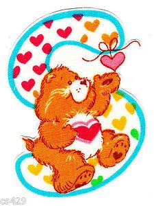 ❤️Care Bears and Friends ~ The Letter S