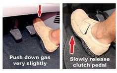 Learn how to drive a stick shift: 16 steps (with pictures). Update: Still learning!