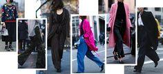 широкие брюки весна-лето 2016