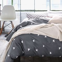 Online Shop High count density cotton Duvet covers set,Black bedding set,Double single duvet covers Twin/Queen/King size,bedclothes #HM4515   Aliexpress Mobile