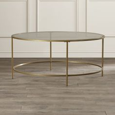 Found it at Wayfair - Alsager Coffee Table