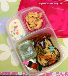 #EasyLunchboxes Mini Dippers are great for holding sauces!