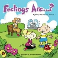 Feelings Are…? Fourth Book in Autism Is…? Series for Children with Autism  by Ymkje Wideman-van der Laan - post by Special Needs Book Review