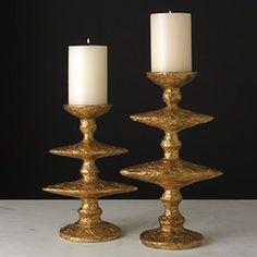Zulu Candleholder