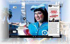 América latina : photographies
