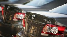 Toyota recalls 650,000 vehicles for airbag defects