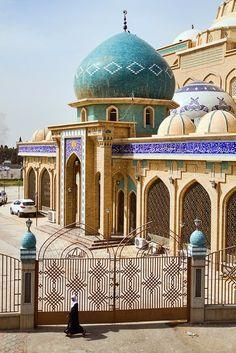Jalil Al Khayat Mosque, Erbil, Iraq