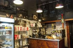 Tamp & pull – Coffee at its best