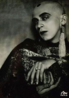 Dancer Harald Kreutzberg in Costume, Paris 1927, Madame d'Ora