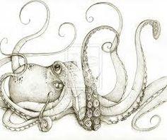 realistic octopus design - Google Search