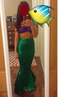 SEE FULL LISTING Custom Adult mermaid tail skirt by Atutuforyoutoo