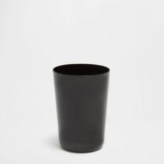 Billede af produktet: Glas i sort glas