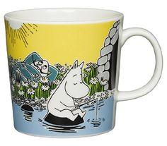 Summer 2015 - Arabia Moomin mug - Moment on the shore