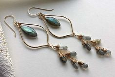 Hey, I found this really awesome Etsy listing at https://www.etsy.com/listing/244151980/labradorite-hoop-earrings-gold-marquise