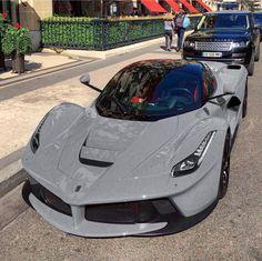 Nardo Grey La Ferrari by Juampi*