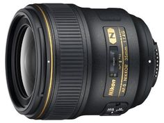 Nikon 35mm f/1.4G AF-S FX SWM Nikkor Lens for Nikon Digital SLR Cameras by Nikon. $1596.95. From the Manufacturer                  Lens_Sample   The new AF-S NIKKOR 35mm f/1.4G is an update of one of Nikon's most respected and popular NIKKOR lenses and combines a natural yet versatile 35mm perspective with an ultra-fast f/1.4 aperture. The f/1.4 maximum aperture allows photographers to shoot handheld in low light and provides dramatic separation between subject a...