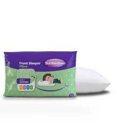 Buy Slumberdown Front Sleeper Pillow at Argos.co.uk, visit Argos.co.uk to shop online for Pillows