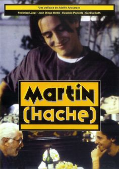 Martin (Hache), Argentina 1997