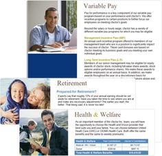 Easy to navigate and focused on what an employee wants to see in an HCM, not what a techie or comp person thinks of- These cFactor Total Rewards Compensation and Employee Benefits Statements in an HRIS Employee Portal  can make a difference and impact how employees see their pay and benefits.  www.cfactorworks.com