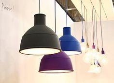 """Le lampade di Muuto """"Unfold"""" non possono mancare in casa di chi come me ama il design scandinavo"""