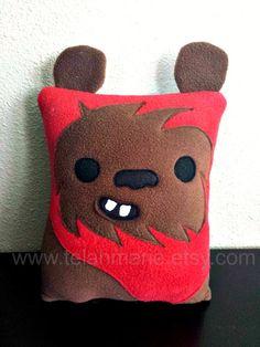 Star Wars Ewok pillow cushion