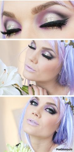 Linda Hallberg   (Perfect for my Unicorn Halloween outfit!)
