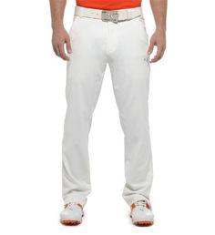 Tech Golf Pants, white