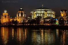 Riverside Towers by Lyudmila Izmaylova on 500px