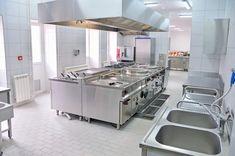 Que el tamaño de tu cocina industrial no sea un problema: opciones ...