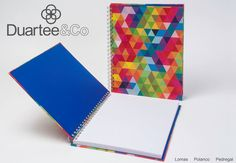 Libreta tamaño carta Stationary Print Big