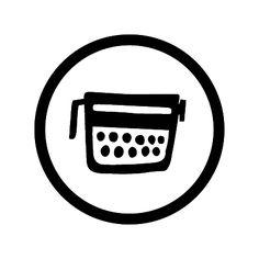 Typewriter Logo – Verlagshaus Berlin Writer Logo, Gabi, Typewriter, Illustration, Berlin, Logos, House, Lyric Poetry, Illustrations