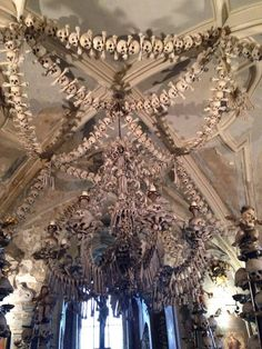 BONE CHURCH!!! #KutnaHora #CzechRepublic #CETPrague @CETAcademicPrograms