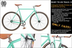 +/- bianchi-groen (zij noemen het 'celeste green') met (licht)bruin