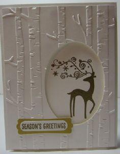 Handmade Reindeer Christmas Card                                                                                                                                                                                 More