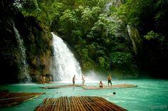 #Daydream: Kawasan Falls, Philippines