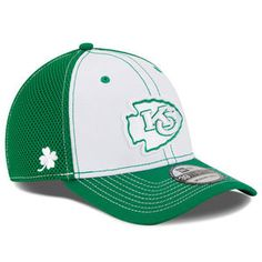 Save 25% on KC Chiefs St Patrick's Day Hats from New Era at Chiefs Pro Shop Ends 3/17/17 http://www.shareasale.com/u.cfm?d=402616&m=60421&u=1058162 #ChiefsKingdom #KCChiefs