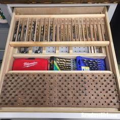 Multi Function Modular Storage Organizer Drawer
