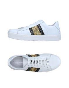MANUELA DARDOZZI Women's Low-tops & sneakers White 11 US