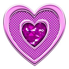 jeweled heart pink.png